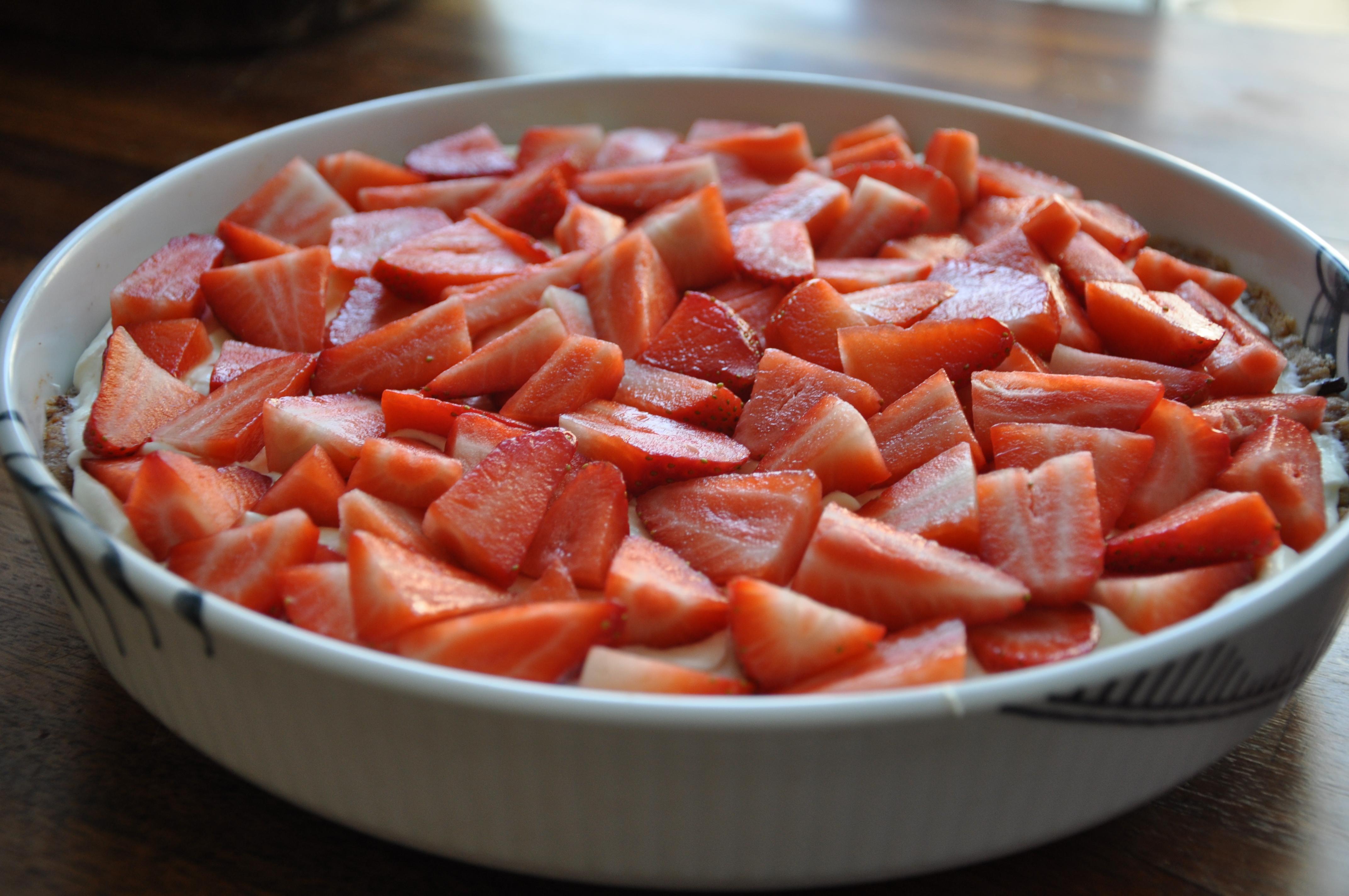 Alletiders Kogebog Jordbærtærte jordbærtærte | copenhagen food stories