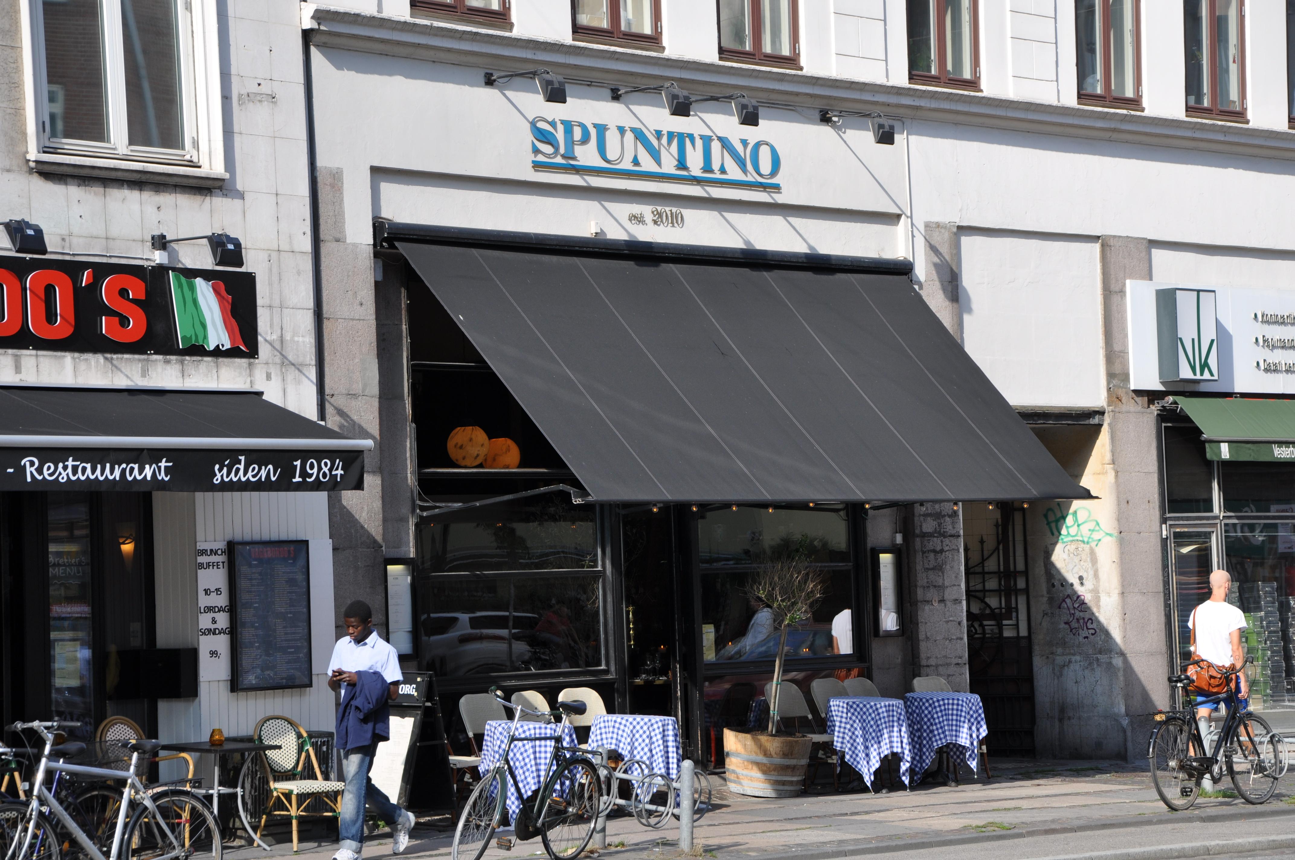 vesterbro italiensk restaurant